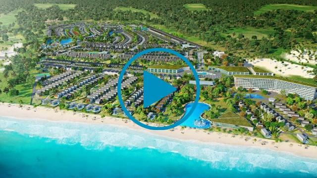 Novaworld Hồ Tràm một dự án lớn tại Vũng Tàu