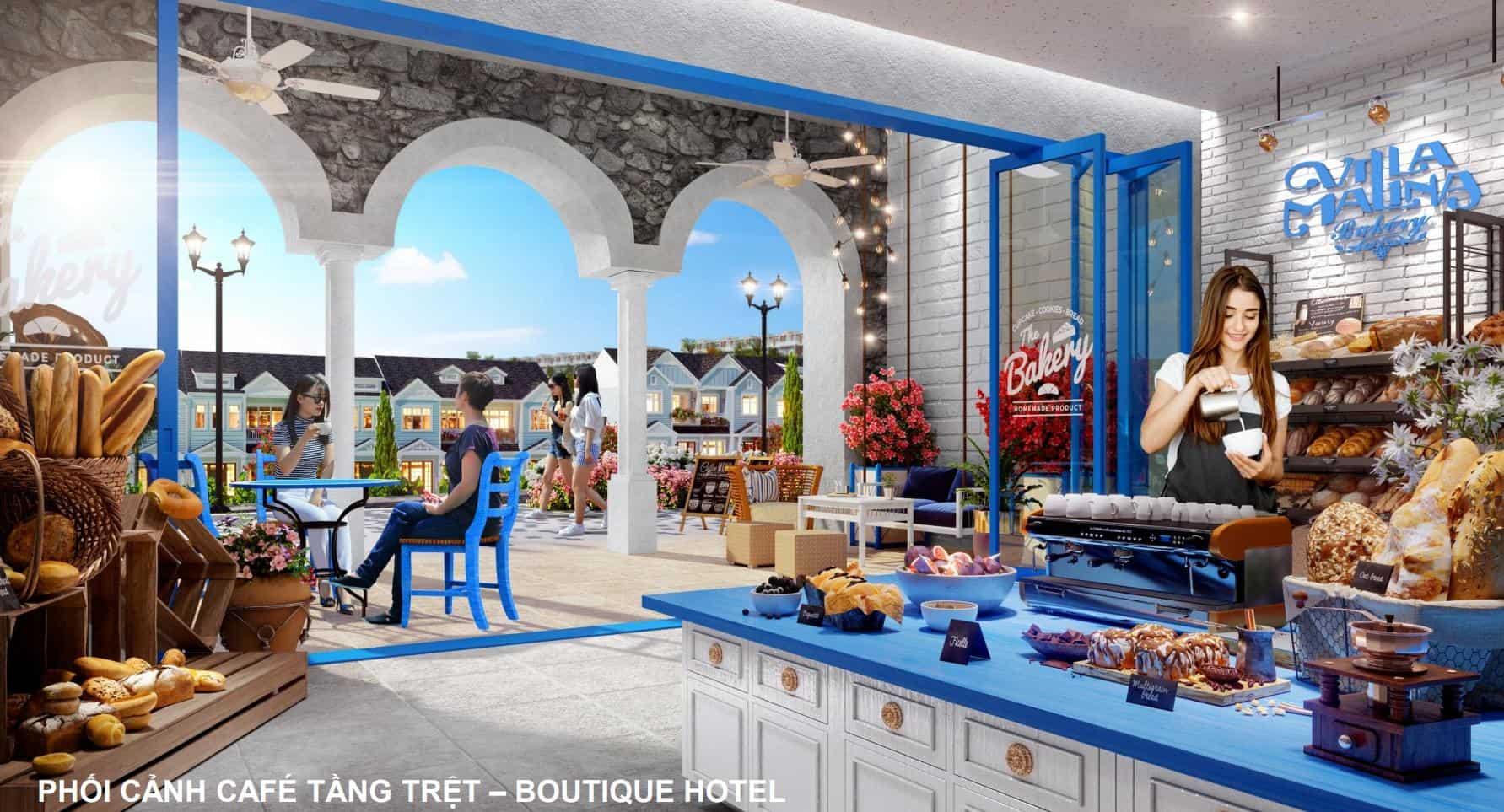 Boutique hotel nội thất