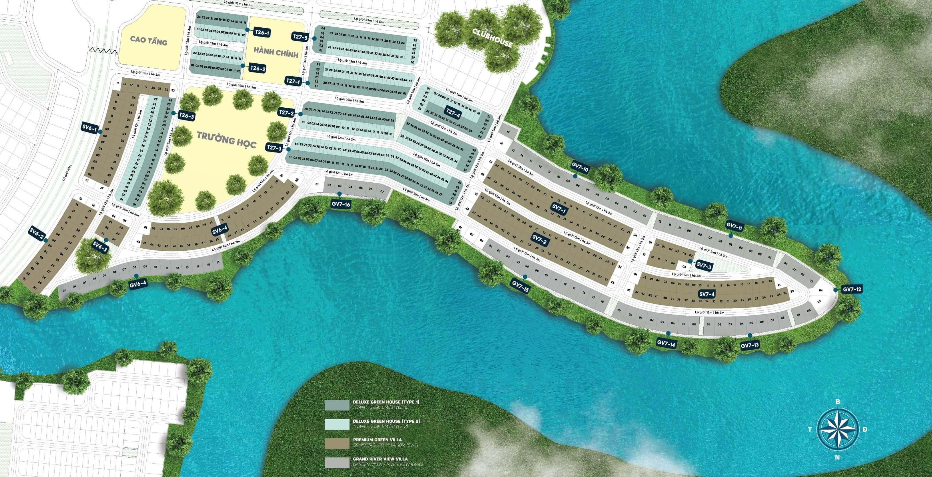 ever green 2 aqua city