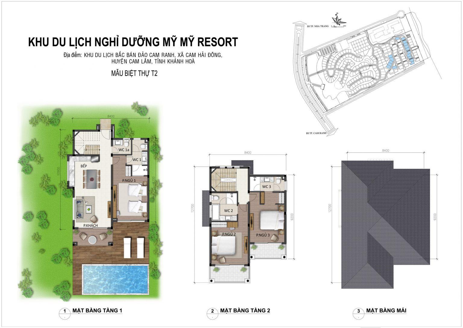 Thiết kế biệt thự Novabeach Cam Ranh