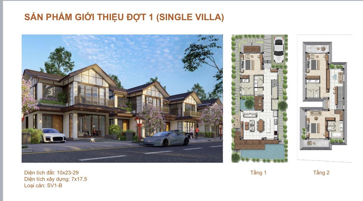 mẫu villas 2