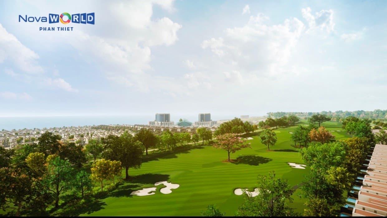 Biệt thự mẫu pga golf villas phan thiết