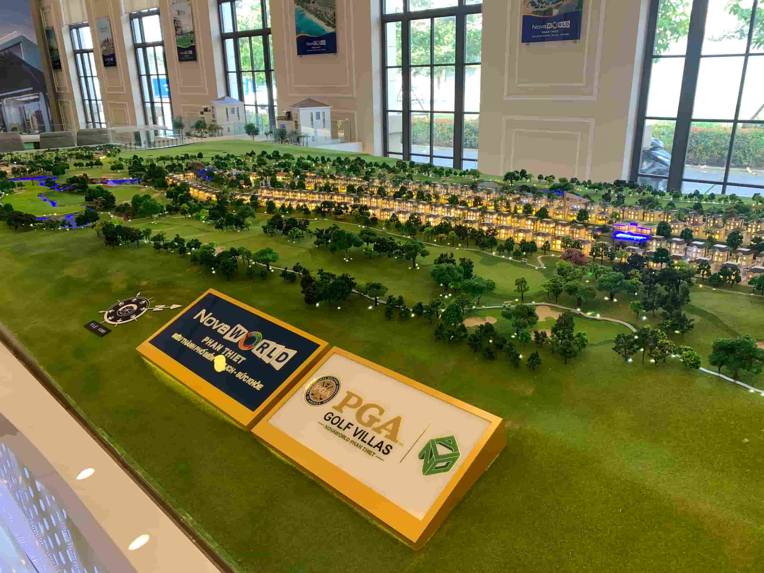 Sa bàn Golf Villas