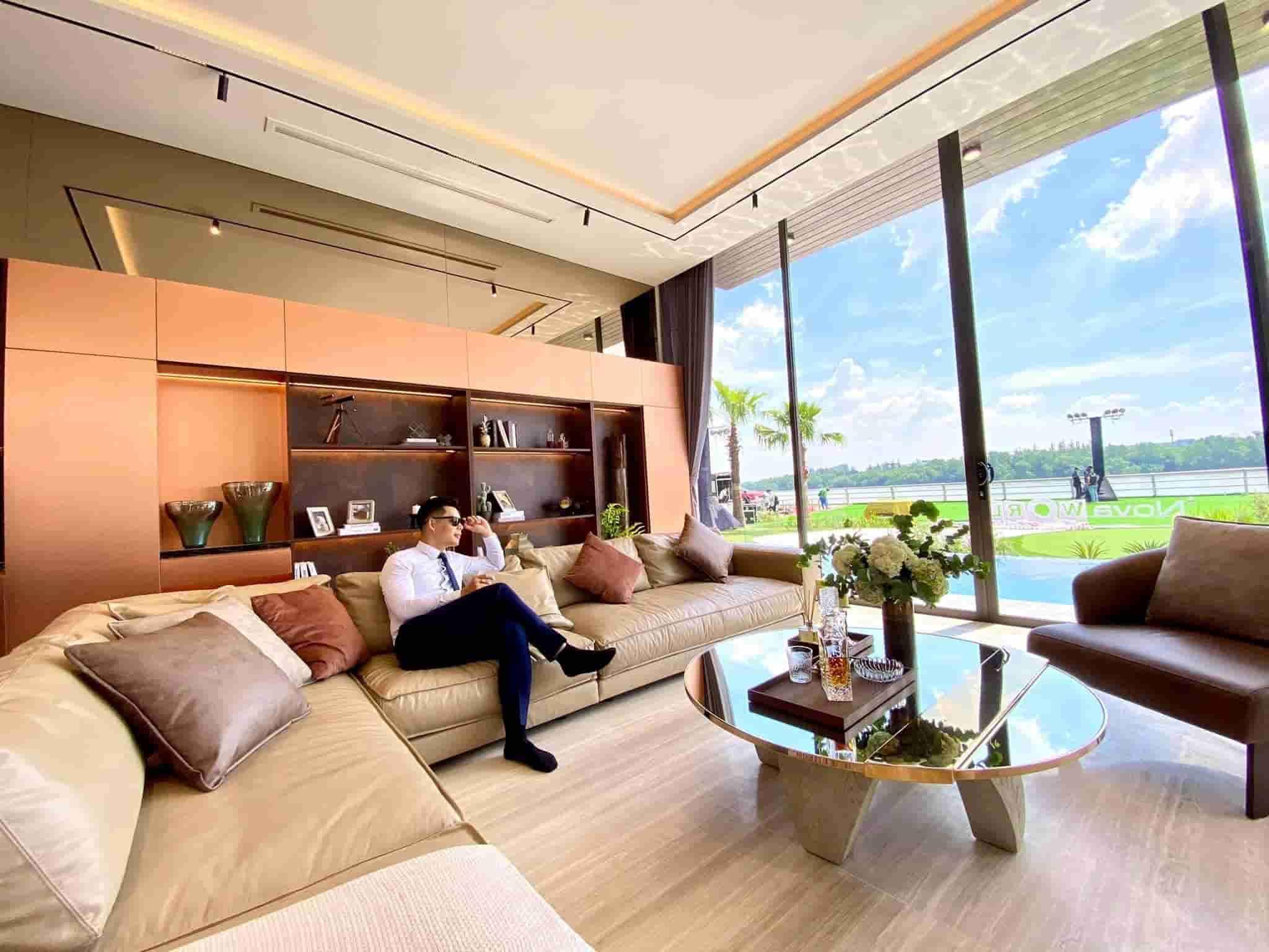 Biệt thự mẫu pga golf villas