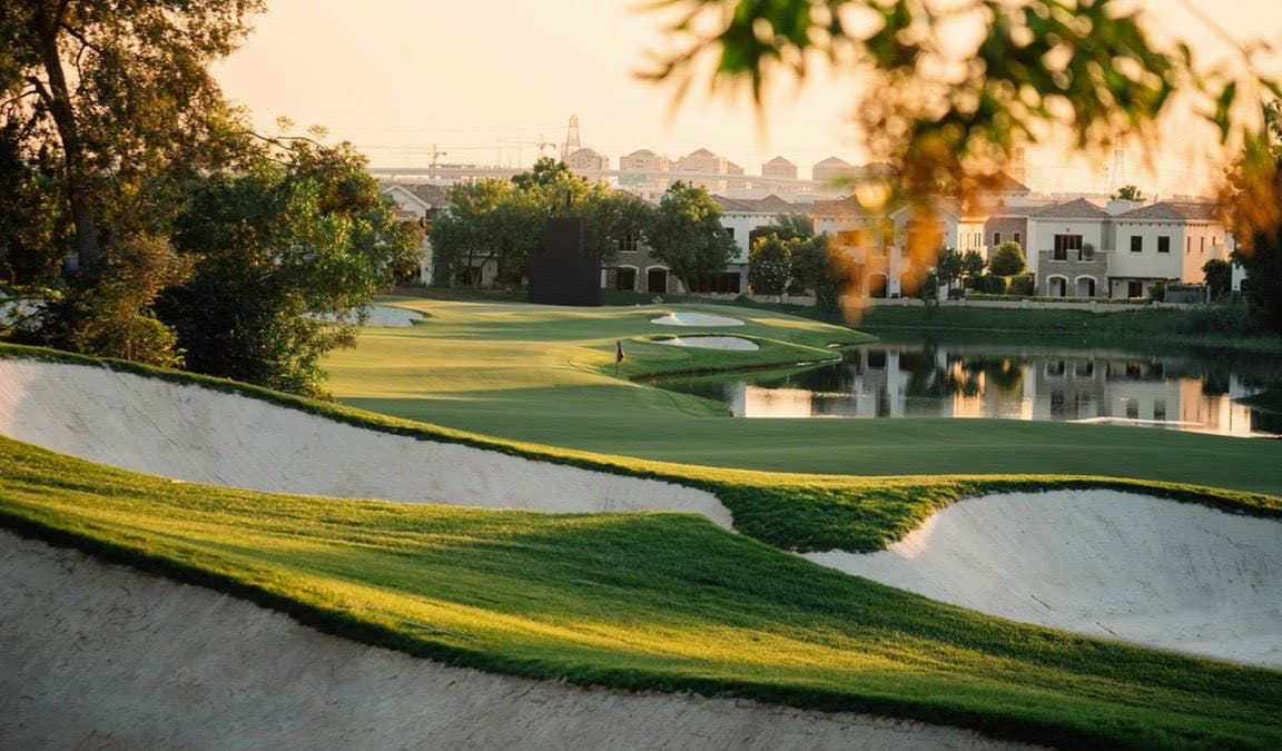Biệt thự mẫu pga golf villas novaworld phan thiết