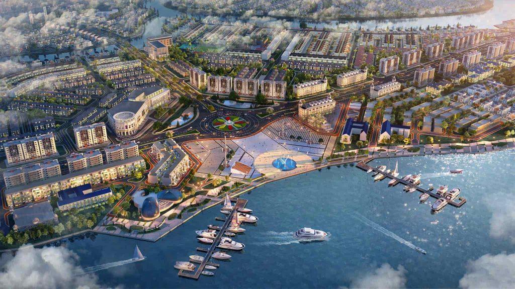 Aqua city sun harbor 1