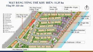 Happy Beach Villas Novaworld Hồ Tràm