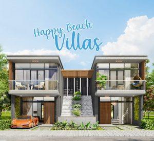 happy beach villas ho tram 4