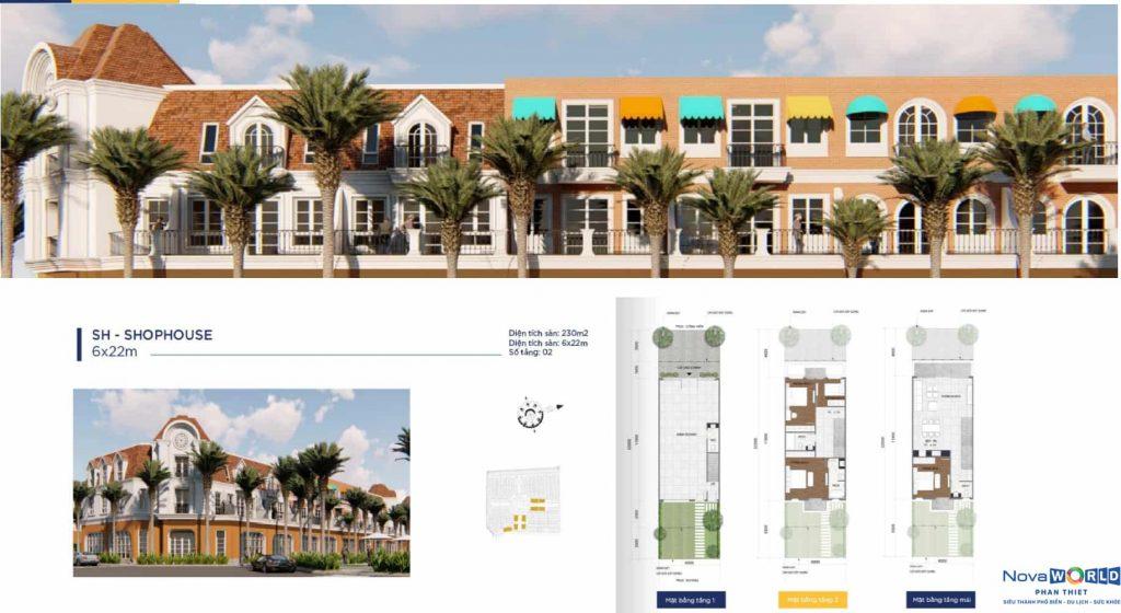 shophouse ocean residence novaworld phan thiết
